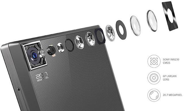 Infinix Zero3 smartphone