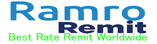 RamroRemit: The best rate worldwide