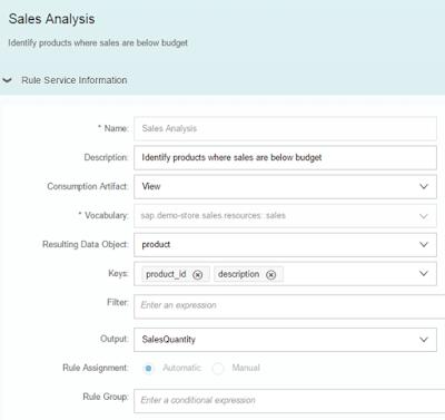 Visualizing SAP HRF Rule Results in SAP Lumira – Part 1