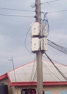 Power officials have refused to fix our transformer - resident cries out
