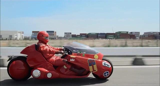 Otomo Gengaten Bike