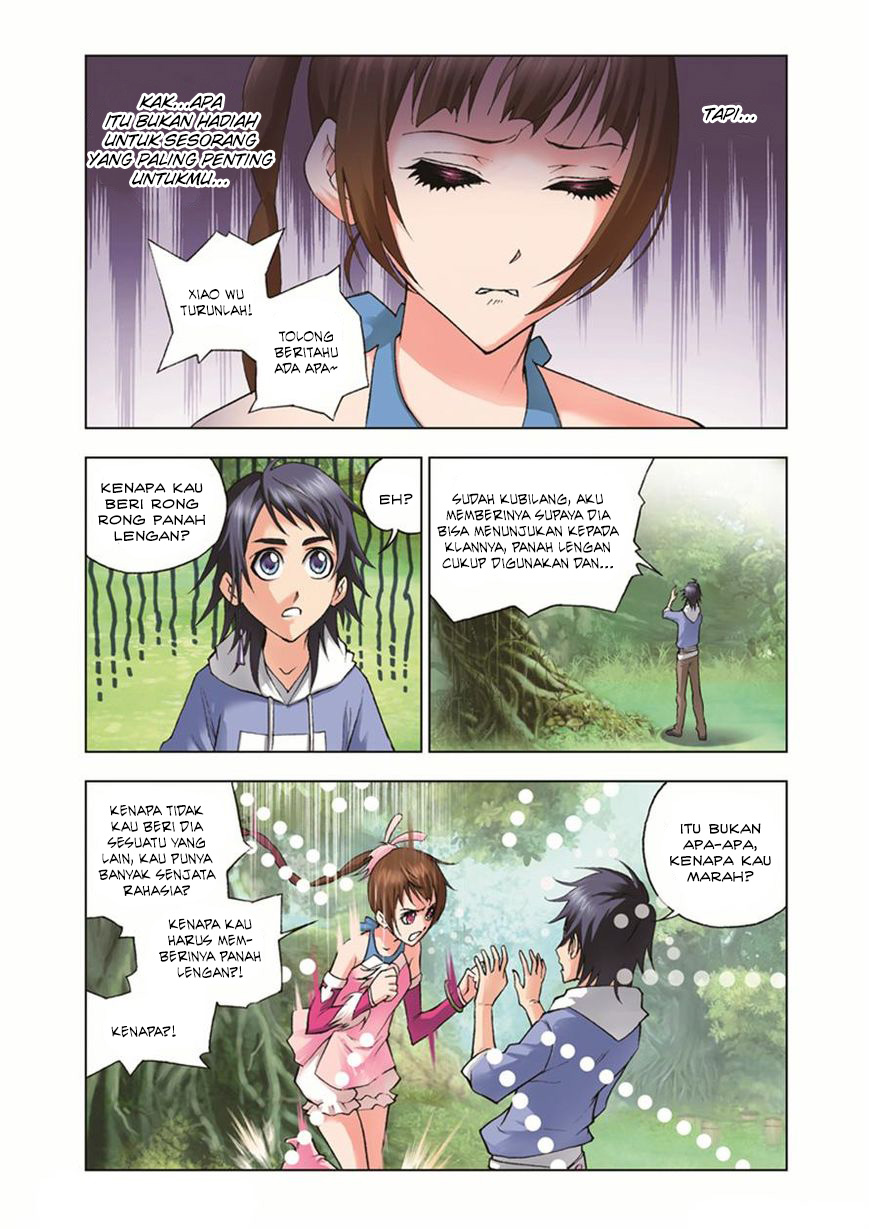 Baca Komik Manga Soul Land Chapter 34 Komik Station