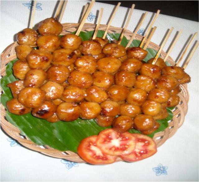 spesialresep.com - Spesial Resep Cara Membuat Pentol Daging Ayam Bakar