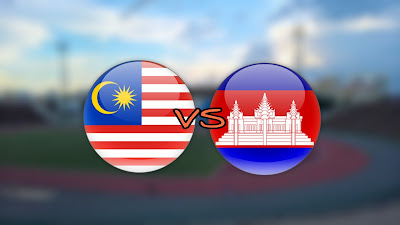 Live Streaming Malaysia vs Kemboja AFF B-22 18.2.2019