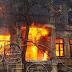 Συλλαλητήριο: Κόλαση φωτιάς στη Θεσσαλονίκη – Στις φλόγες υπό κατάληψη κτίριο