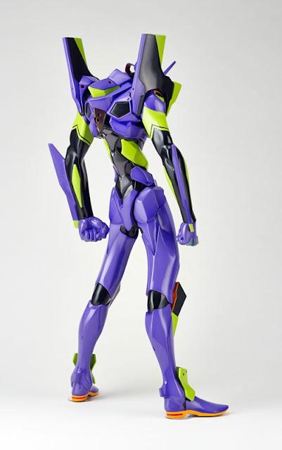 """""""Rebuild of Evangelion"""".Eva-01 - Kaiyodo"""