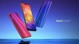 Specifications & Price of the Redmi Note 7 - Rp. 2 Million Has a 48 Megapixel Camera & 3 Color Variants