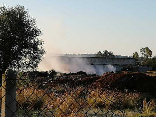 Γιάννης Γεωργόπουλος: Διαχείριση απορριμμάτων δια πυρός…στο Πόρτο Χέλι