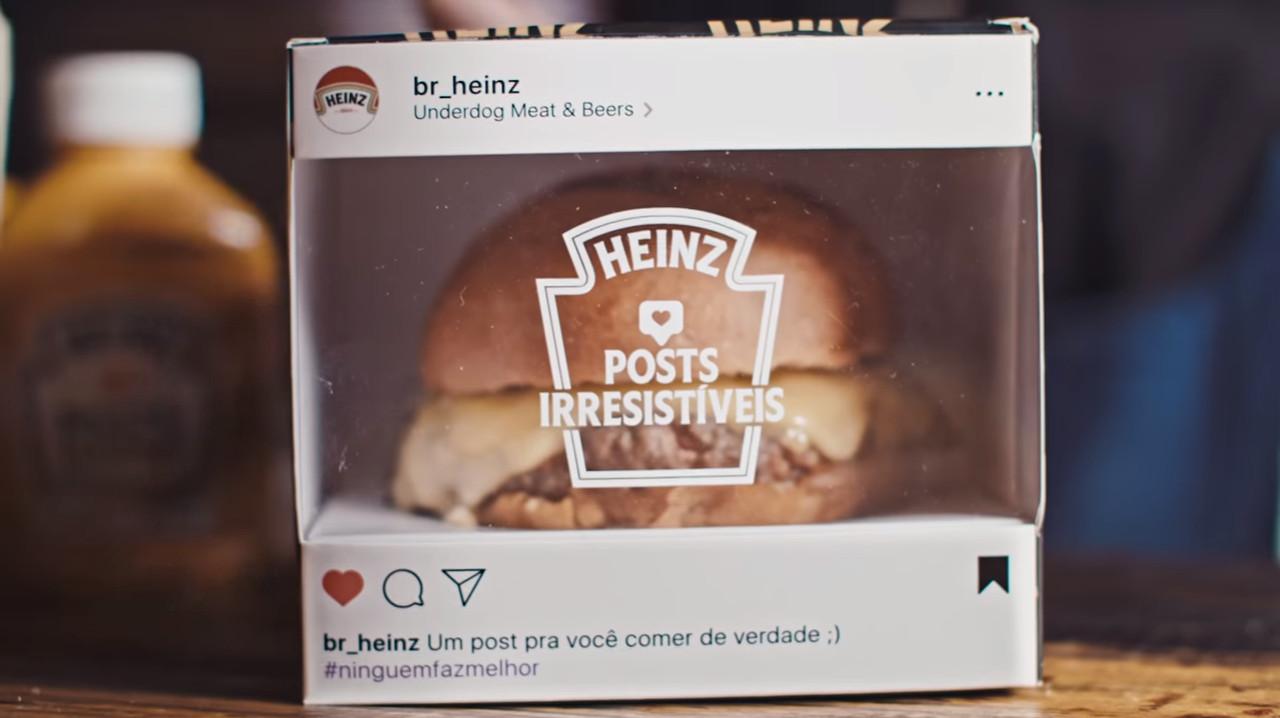 "Heinz ""Posts Irresistibles"""