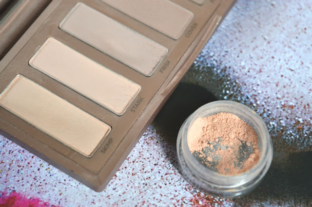 Urban Decay Stark - Brija Alone in the World Dupe