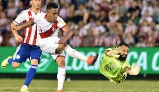 Peru Permalukan Paraguay 4-1