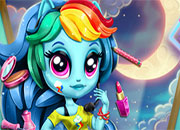 Rainbow Dash K- Pop Fashion