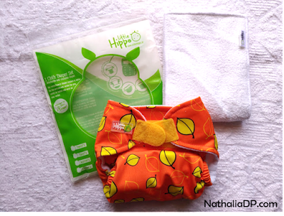 Little Hippo Cloth Diaper
