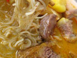 Kuliner Indonesia - Ruman Makan Tabona