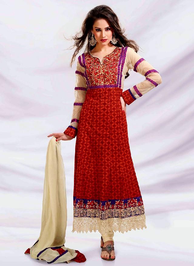 Pakistani Salwar Kameez Collection 2013 Salwar Kameez