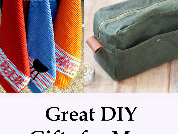 Clever DIY Gifts for Men