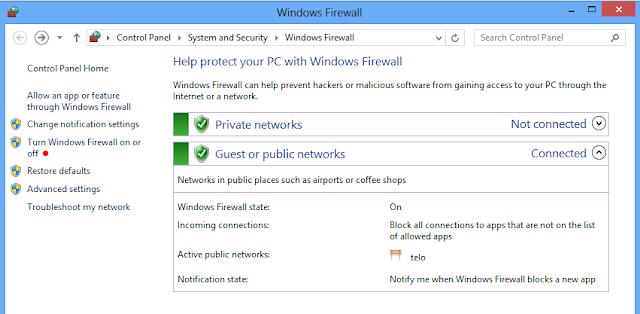 Cara Mengatasi Debian di VirtualBox Tidak Bisa Ping / Menghubungkan Ke Windows 3