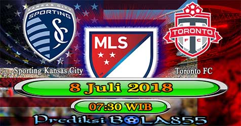 Prediksi Bola855 Sporting Kansas City vs Toronto FC 8 Juli 2018