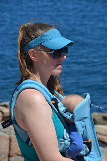 The Freelance Adventurer Gear Review Baby Bjorn One