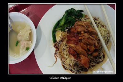 kuliner malaysia, cuisine, cullinary, food, melayu, wantan mee