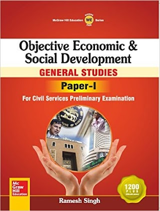 Objective Economic & Social Development_ General Studies Paper I -  Ramesh Singh,