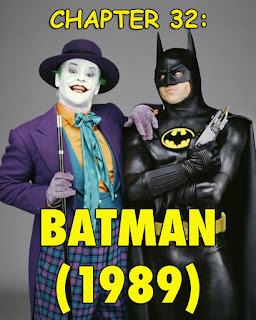 Superhero Films HaphazardStuff Batman 1989 review