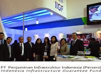 PT Penjaminan Infrastruktur Indonesia (Persero) - Recruitment For Legal Admin, Financial Modeller IIGF June  2018