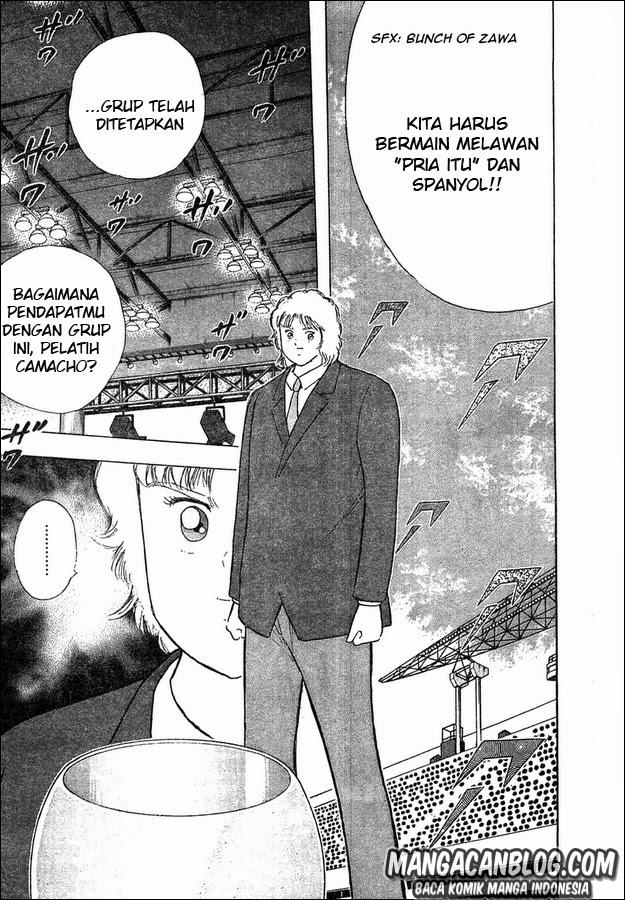 Captain Tsubasa – Rising Sun Chapter 08-17