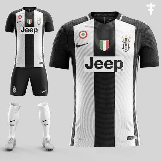 Nike Juventus Konzepttrikot Enth 252 Llt Nur Fussball