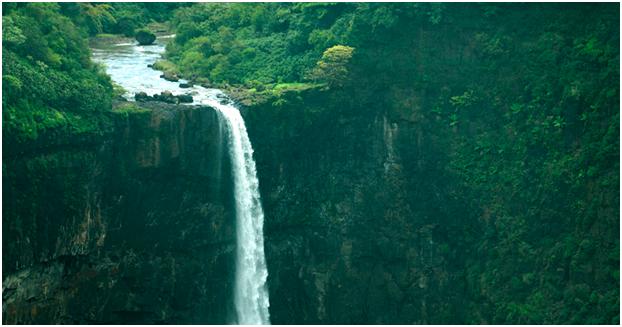 Harvalem Falls