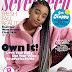 HD Photos: Amandla Stenberg In Seventeen Magazine October November 2018 Issue