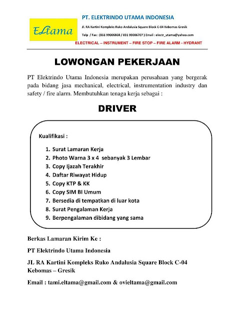 https://lokerkerjapt.blogspot.com/2018/08/lowongan-kerja-driver-di-eltama.html