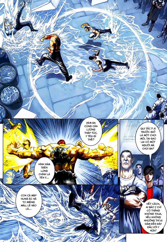 Quyền Đạo chapter 5 trang 21