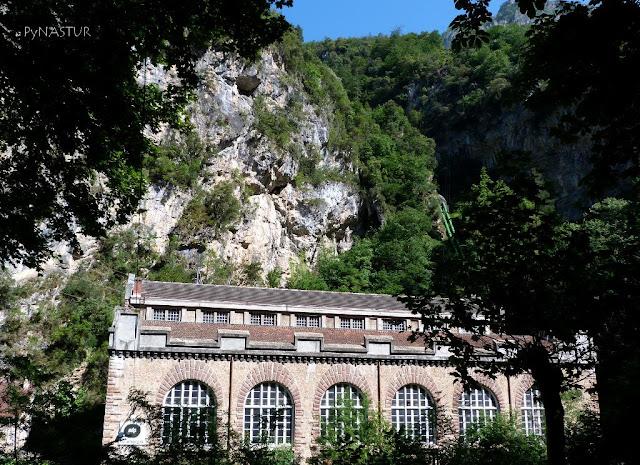 Central hidroeléctrica de La Malva - Asturias
