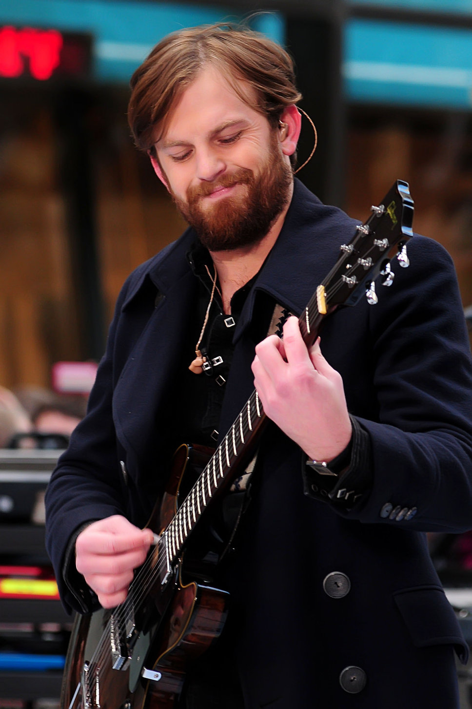 Caleb Followill Hairstyle Men Hairstyles Review Hairstyles