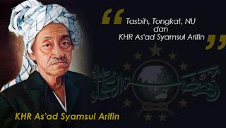 KHR As'ad Syamsul Arifin pahlawan nasional