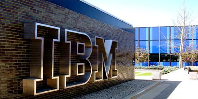 IBM shows boom after 22 straight quarters of declining revenues, however, has it became the nook?