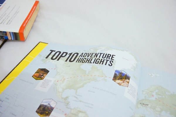 Review: Atlas of Adventures by Lonely Planet