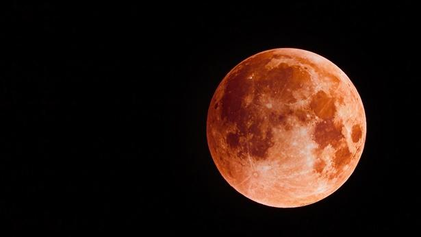 超級血狼月