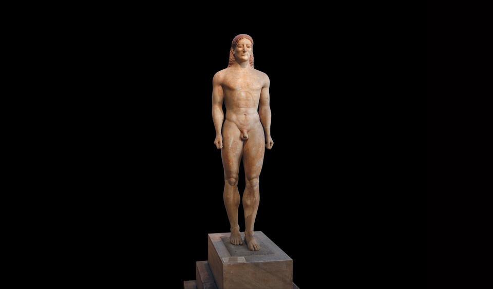 Αρχαίος Έλληνας Κούρος