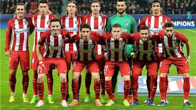 موعد مباراة أتلتيكو مدريد وليفانتي في مباراة من ضمن الدوري الاسباني 2019