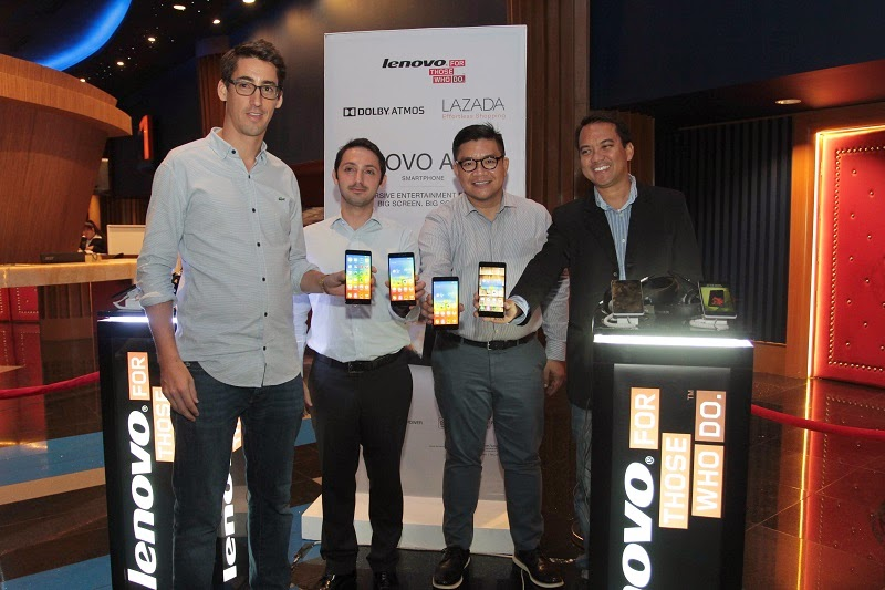 Lenovo A7000 now in the Philippines