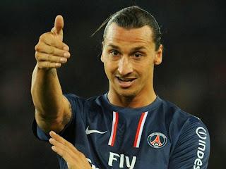 Ibrahimovic não descarta jogar na Major League Soccer