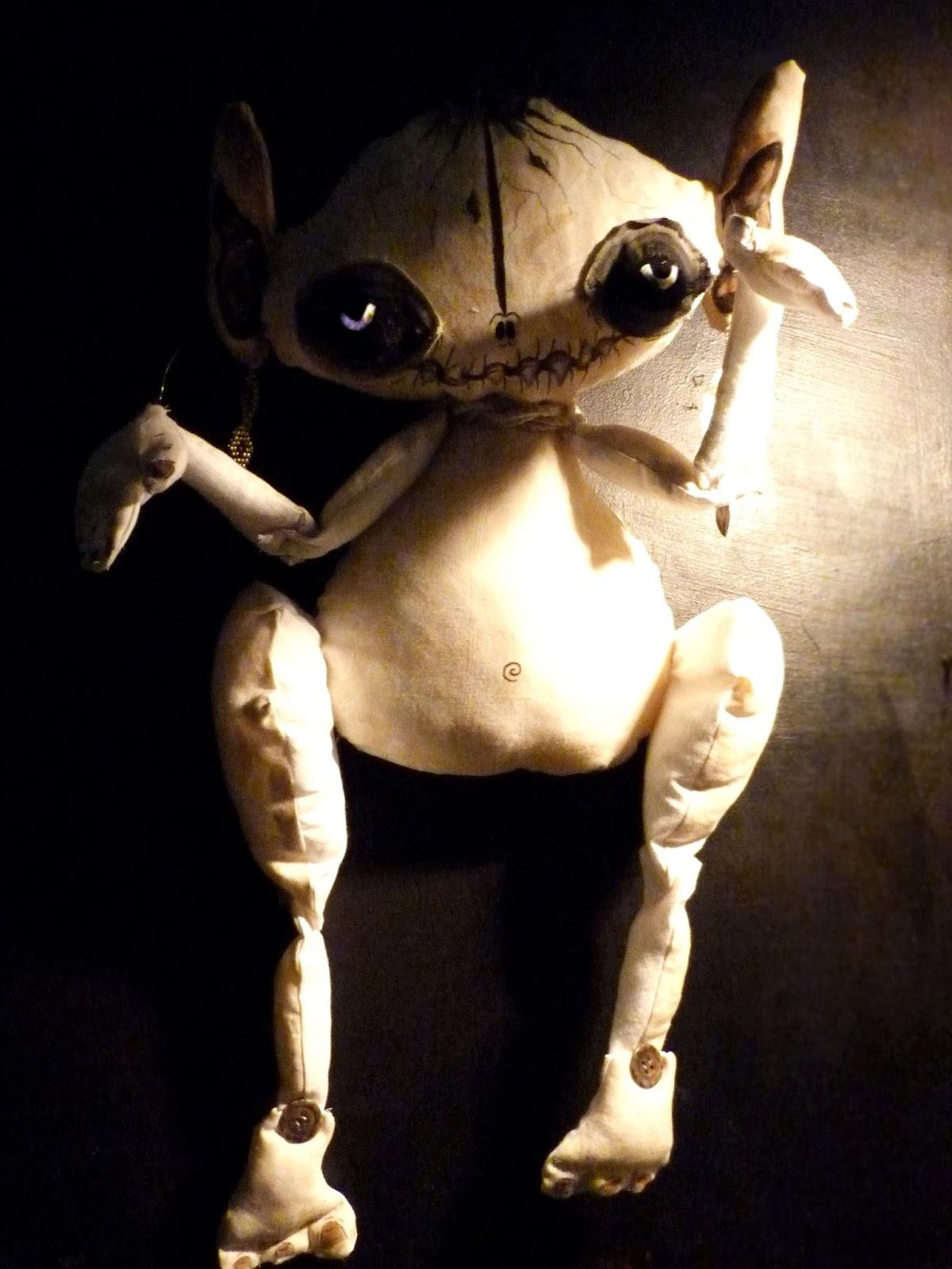 Digital Portfolio: Puppet Project 'Mythical Creatures'
