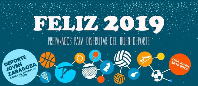 FELIZ AÑO NUEVO 2019: Regresa la competición de la Liga Joven