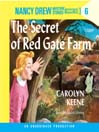 The Secret of Red Gate Farm, image, narratorreviews.org