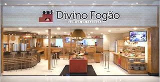 Divino Fogão marca presença na 27ª ABF Franchising Expo, em SP