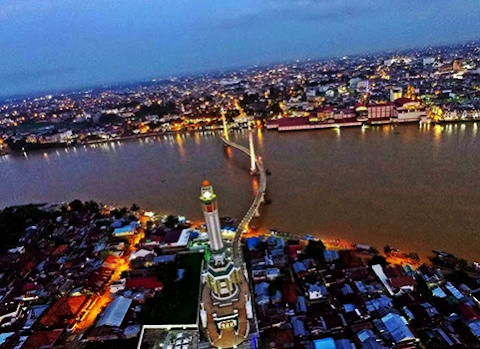 The Most Popular Tourist Attractions in Jambi