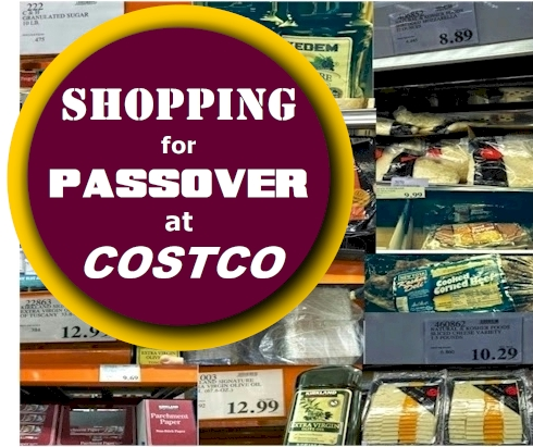 Daily Cheapskate: Shopping for Passover at Costco 2018