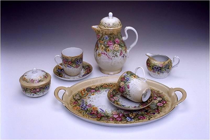 Amarna imagens lou a de porcelana for Marcas de vajillas de porcelana